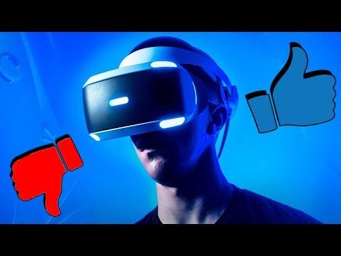 FAUT-IL ACHETER LE PS VR ?