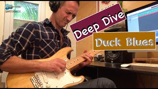 Guitar Lesson _ Taj Mahal's Diving Duck Blues