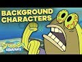 - 50 Best SpongeBob Background Characters 🐟🐠 Greatest Lines & Side Fish!