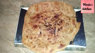 Warqi paratha crispy and decious paratha recipe by Maria