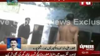 Pakistani police new tashadud.mp4
