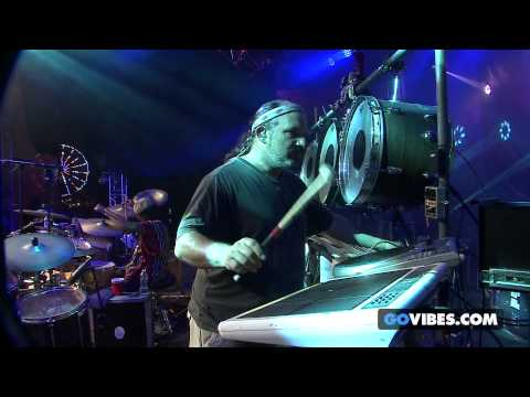 """Dark Star Orchestra performs """"Drums / Space"""" at Gathering of the Vibes Music Festival 2014"""