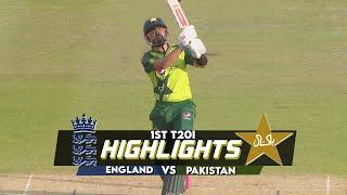 1st T20I   Pakistan Tour Of England 2021   Highlights   16th July, 2021