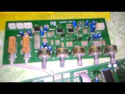 Hướng dẫn đấu lắp board micro echo 3s, master trong ampli