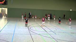 Hallenturnier des 1.FC Neubrandenburg 04 für D2-Junioren