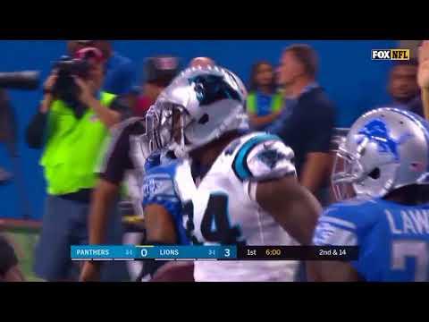 2017-18 Carolina Panthers Highlights