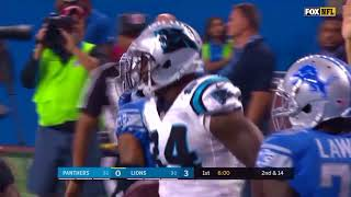 2017-18 Carolina Panthers Highlights