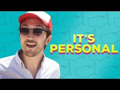 What Where You Live Says About You • It's Personal