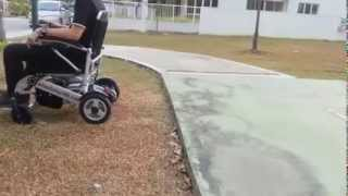 Power Wheeclahir PW 1000XL 2015 guide;Electric power motorized Wheelchair