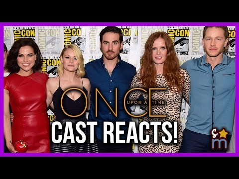 5 More ONCE UPON A TIME Regulars Exit Show After Season 7 Renewal - Cast Reacts | Lisa's Cheat Sheet