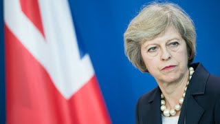 U.K. PM Theresa May: Britain Won't Leave EU Before End of 2016