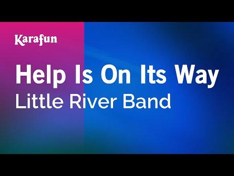 Karaoke Help Is On Its Way - Little River Band *