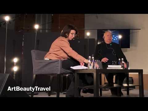 Christian Boltanski Artist Talk In Moscow 2020 ENG/RUS