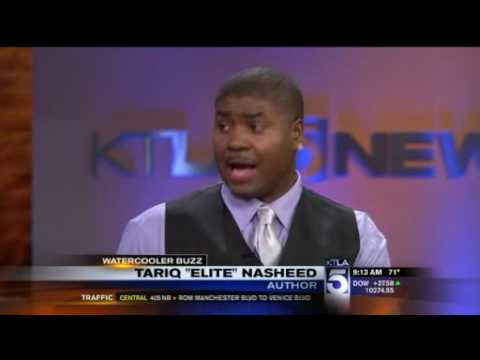 Tariq Elite Nasheed-Getting Hated On By a Female News Reporter