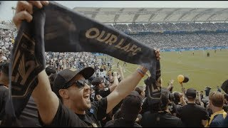 LAFC Away Days: First-Ever Match Against the Galaxy