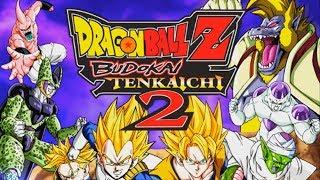 DBZ Budokai Tenkaichi 2 - Até zerar Parte #4 (HD 60Fps)