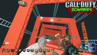 DONKEY KONG TOWER CHALLENGE MAP!!! - CALL OF DUTY ZOMBIES BLACK OPS 3 GAMEPLAY!