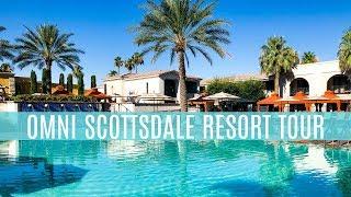Omni Scottsdale Resort and Spa at Montelucia Tour
