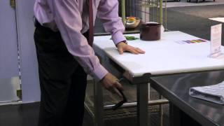 Universal Stainless Adjustable Ergonomic Tables By Spg