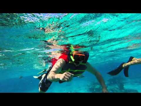 Snorkeling in Grand Turk 2k16
