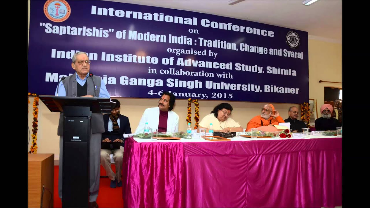 Image result for International conference on saptarishis of India Shimla photos