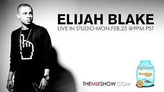 ELIJAH BLAKE x CARISMA