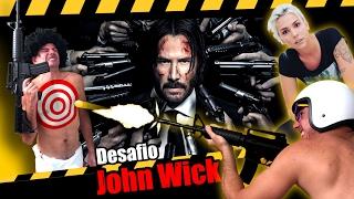 Desafio Paintball do John Wick - Um Novo Dia Para MATAR