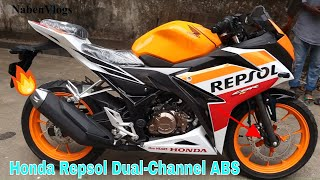 new-honda-repsol-cbr-150r-dual-channel-abs-first-impression-full-details