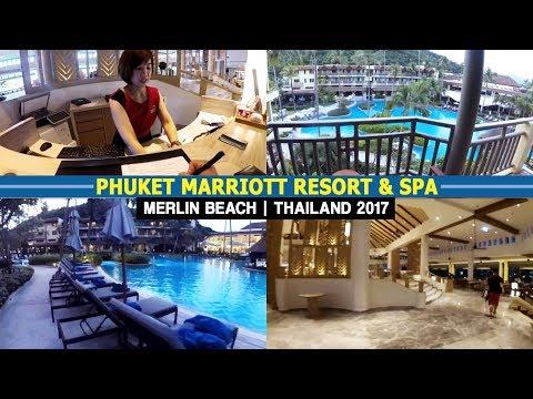 Phuket Marriott Resort & Spa, Merlin Beach | Thailand 2017