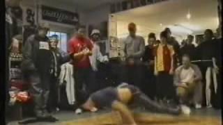 Backspin Battle - 2002 HH vs Kiel