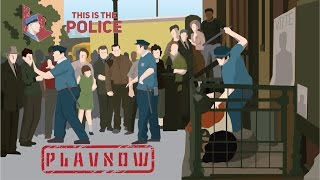 PlayNow: This is the Police | PC Gameplay (Strategy Adventure Game)