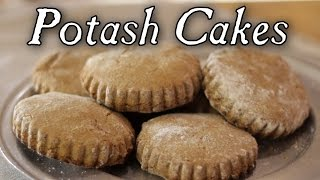 American Potash Cake 18th Century Cooking with Jas Townsend and Son S5E17