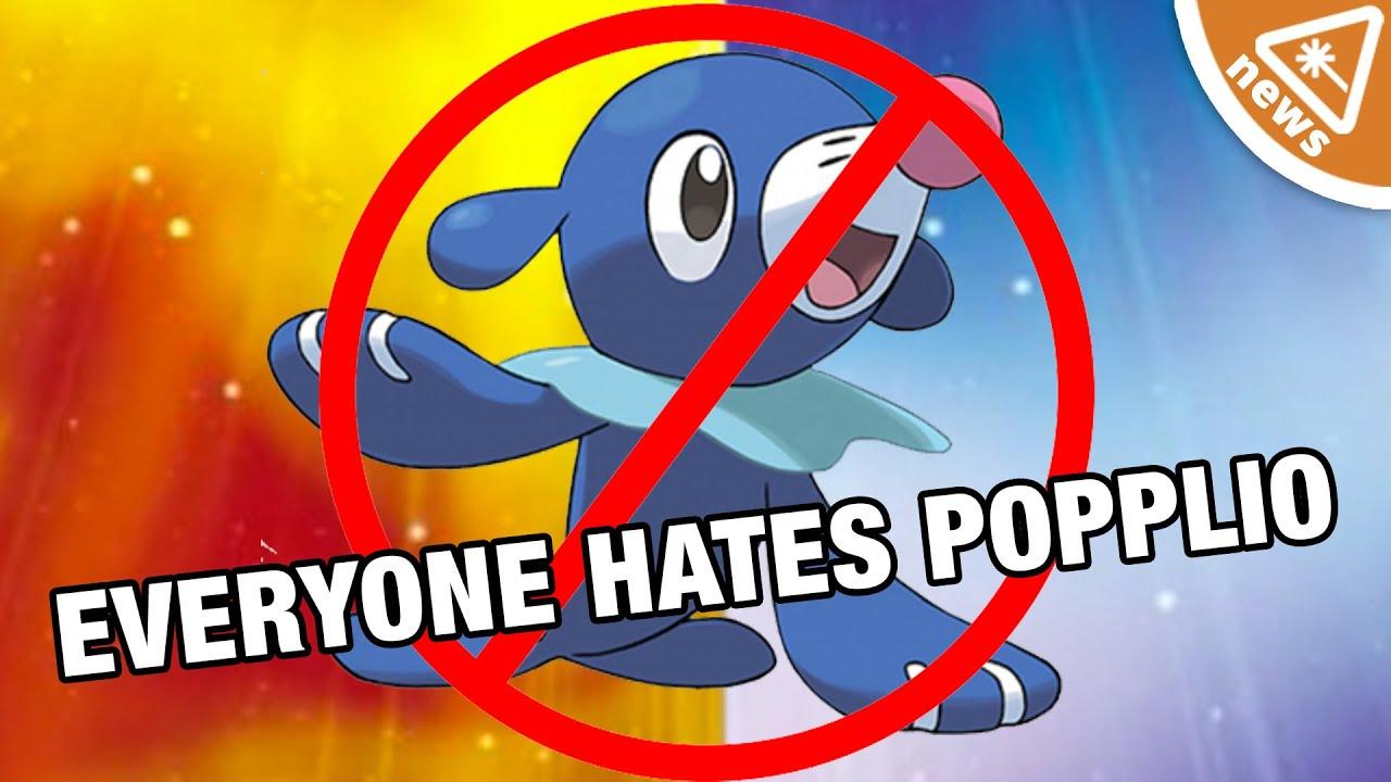 Why Everyone Hates Popplio From Pokemon Sun And Moon Nerdist News W
