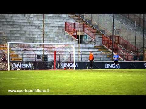 Coppa Città di Vicenza 2015 - Calci di Rigore Rosà vs Montecchio Maggiore (Allievi Regionali)