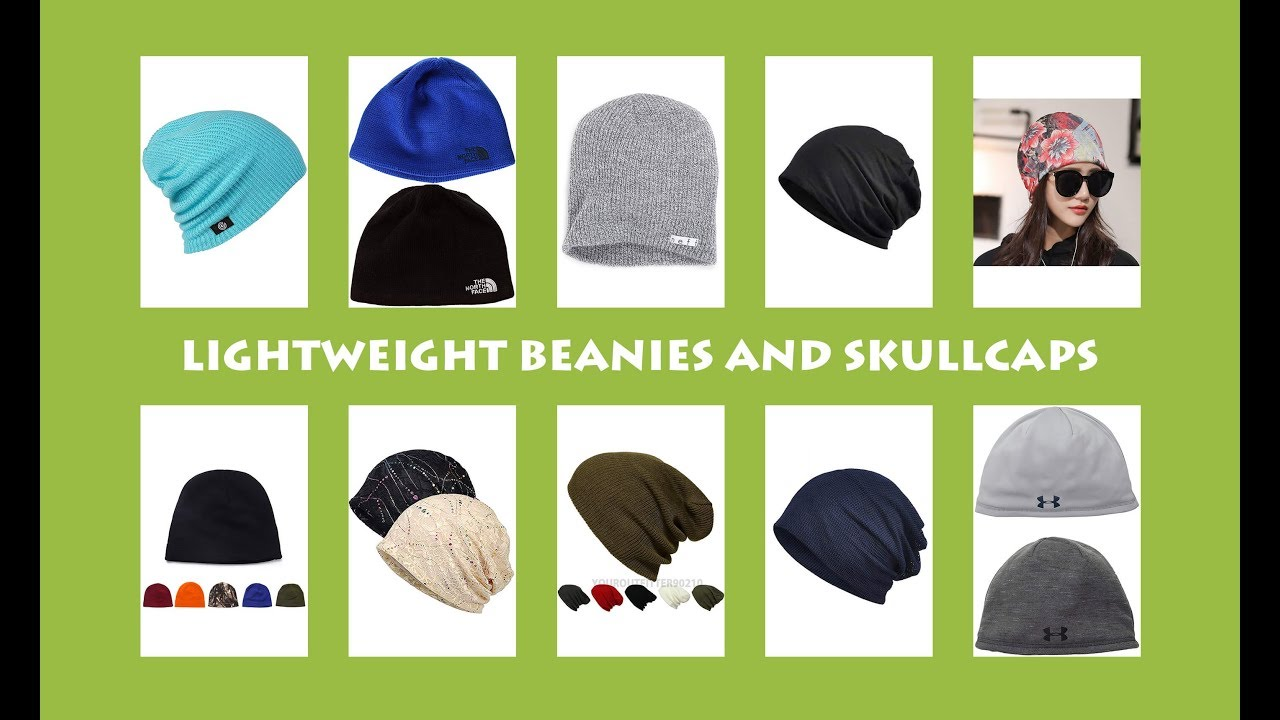 903bb533 10 Best Lightweight Beanies And Skull Caps - Cool Beanie Hats