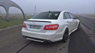950HP GAD Motors Mercedes-Benz E63 AMG 6.2L V8 BiTurbo Stage 4