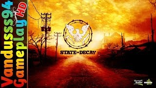 State Of Decay Gameplay [PC FULL HD]