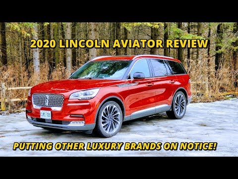 2020 Lincoln Aviator Review - Lincoln's Got Game!