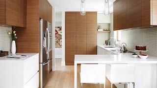 Interior Design – A Small Modern Kitchen With Smart Storage