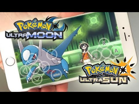 [Official] 3ds Emulator For Android, PC & IOS - Pokemon Ultra Sun & Moon Gameplay