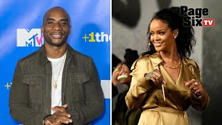 Charlamagne tha God smoked weed with Rihanna