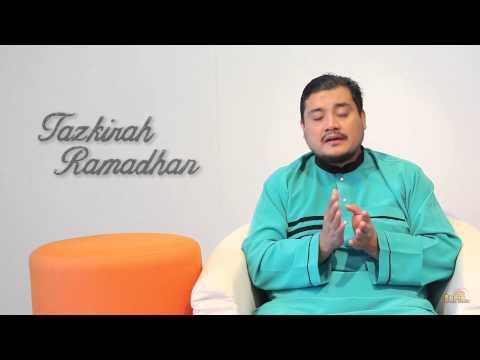 Tazkirah Ramadhan - Malam Lailatul Qadar