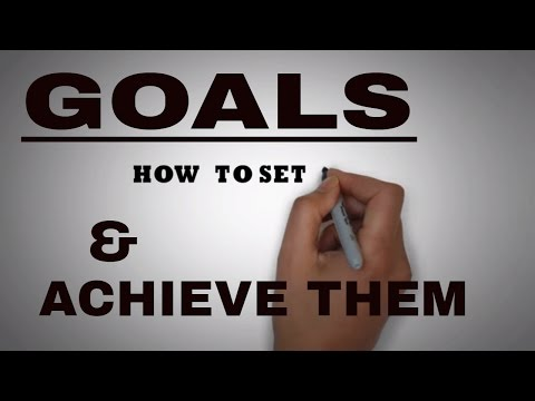 HOW TO ACHIEVE GOALS |SET GOALS |DREAMS |career planning – motivational video by wise& otherwise