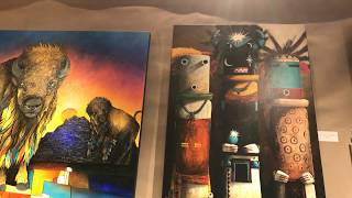Best Of Show Preview SWAIA    Class III: Painting, Drawing, Graphics & Photography Clip 3