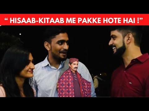 What delhi think about SINDHI   Public Hai Ye Sab Janti Hai   JM#Jeheranium