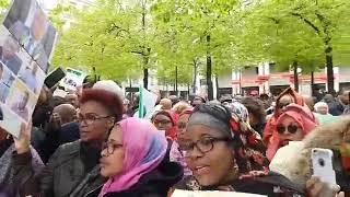 A Paris, des comoriens protestent contre le régime Azali