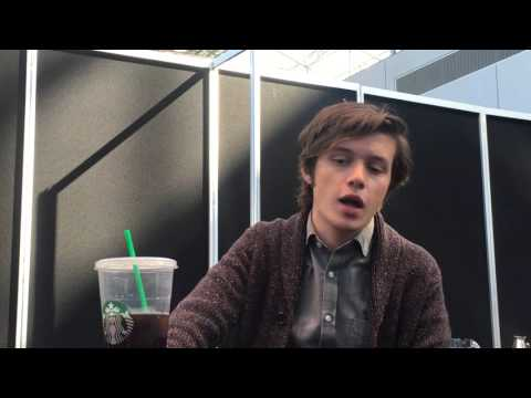 Interview with Nick Robinson from Jurassic World