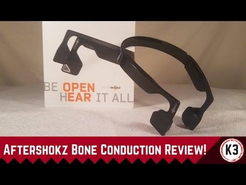 Aftershokz Bluez 2 Bone Conduction Headphones Review!