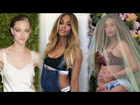 10 MORE Celebs Set To Give Birth In 2017