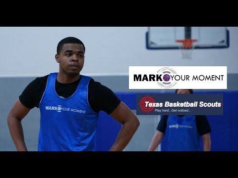 "Damonyae Keppard C/O 2018 ""Mark Your Moment"" Basketball Showcase Highlights"